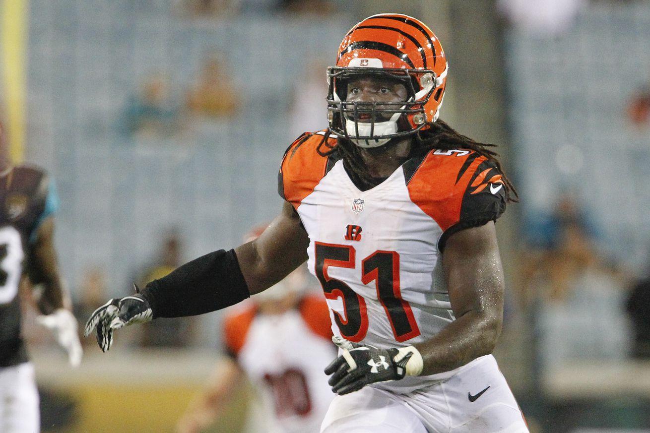 Cincinnati Bengals Darius Hillary  GAME Jerseys