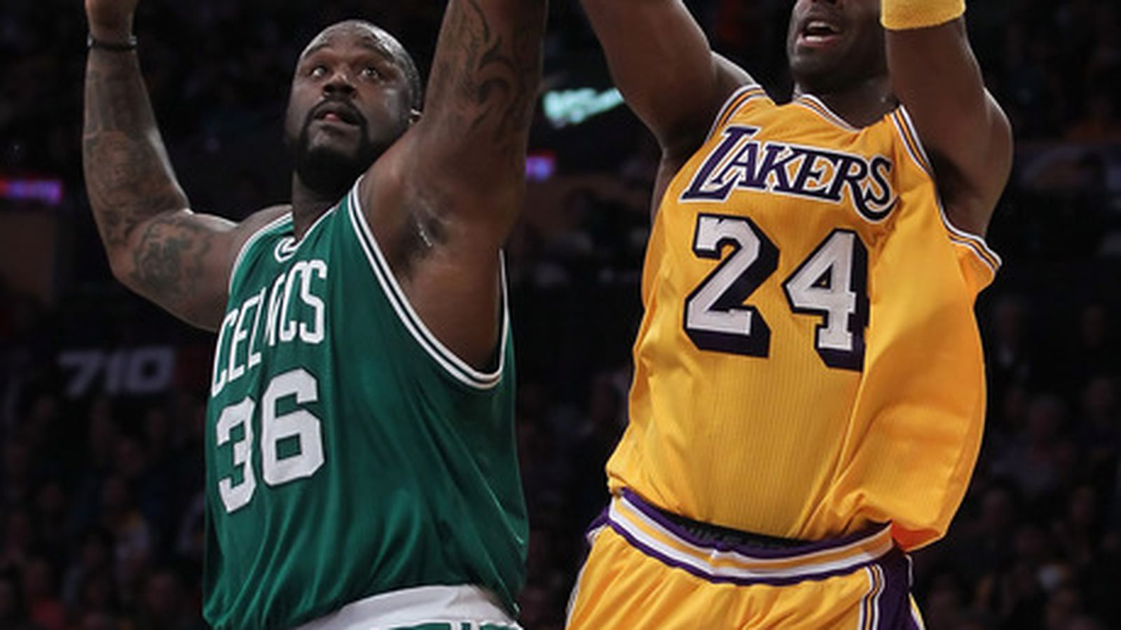 Boston Celtics Vs. Los Angeles Lakers: Kobe Bryant's 41 ...