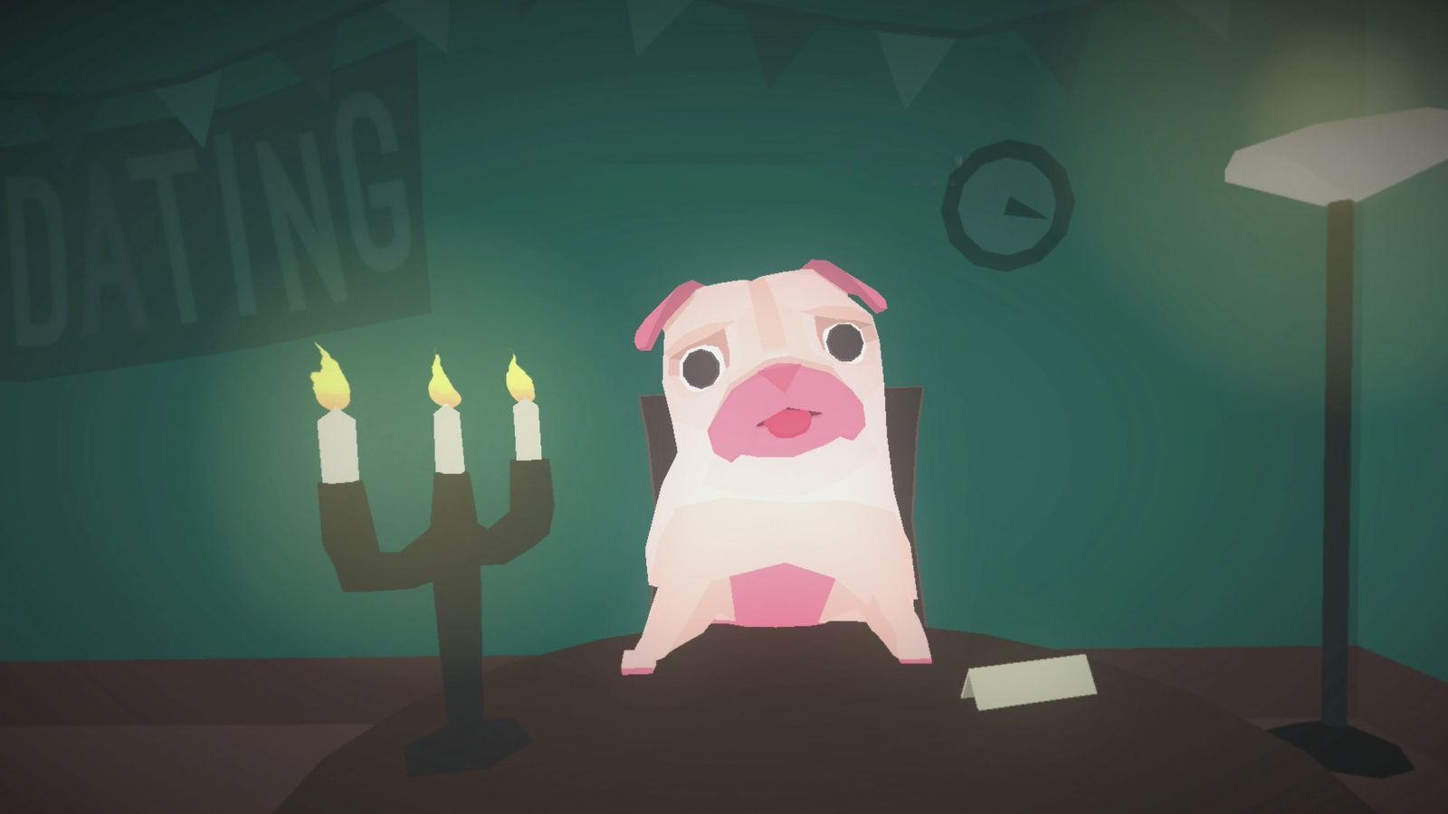 The best pug dating sim the world has ever seen   Polygon