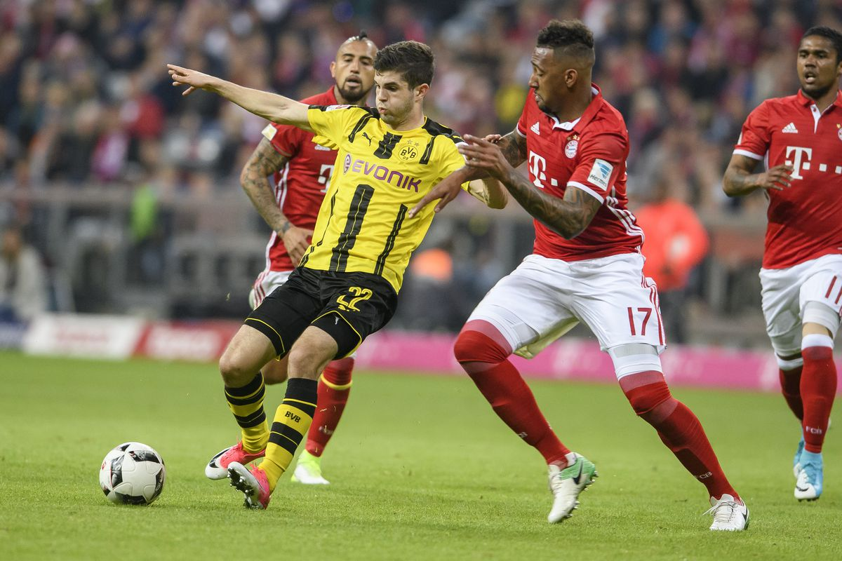 Dortmund sink Bayern in five minutes