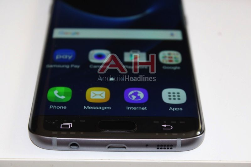 ANDROID HEADLINES galaxy s7 leak