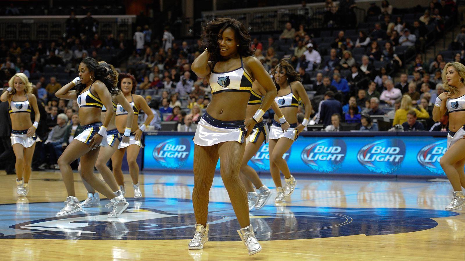 Memphis Grizzlies Grizz Girl Dancer Ciera selected for NBA ...