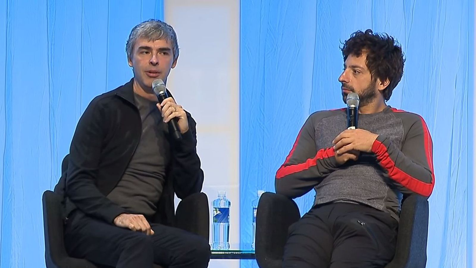 Larry Page And Sergey Brin On What's Next For Google