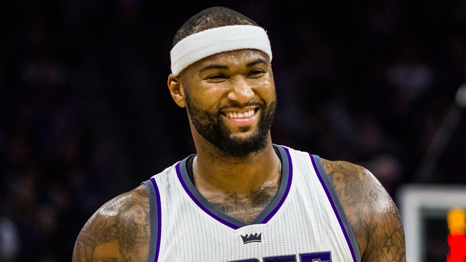 Demarcus Cousins Named An All Star For 3rd Straight Year