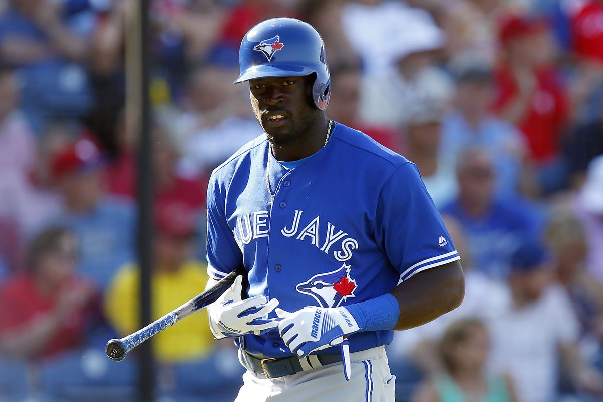 MLB Rookie Profile: Anthony Alford, OF, Toronto Blue Jays