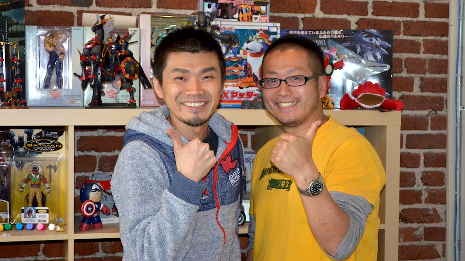 ... Strike: The redemption of Capcom legend Yoshiki Okamoto - Polygon