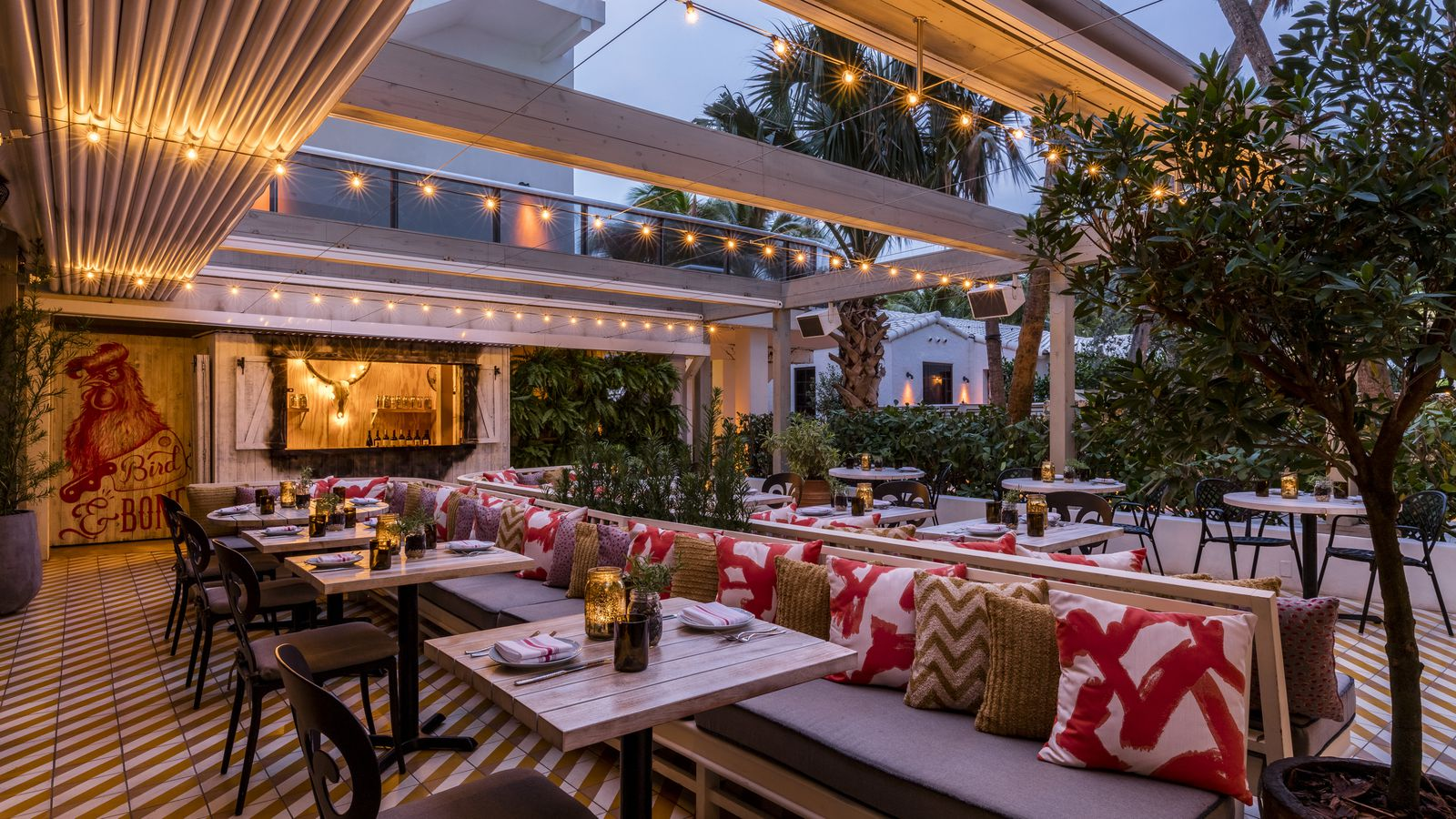Chicken Kitchen Miami Beach Menu