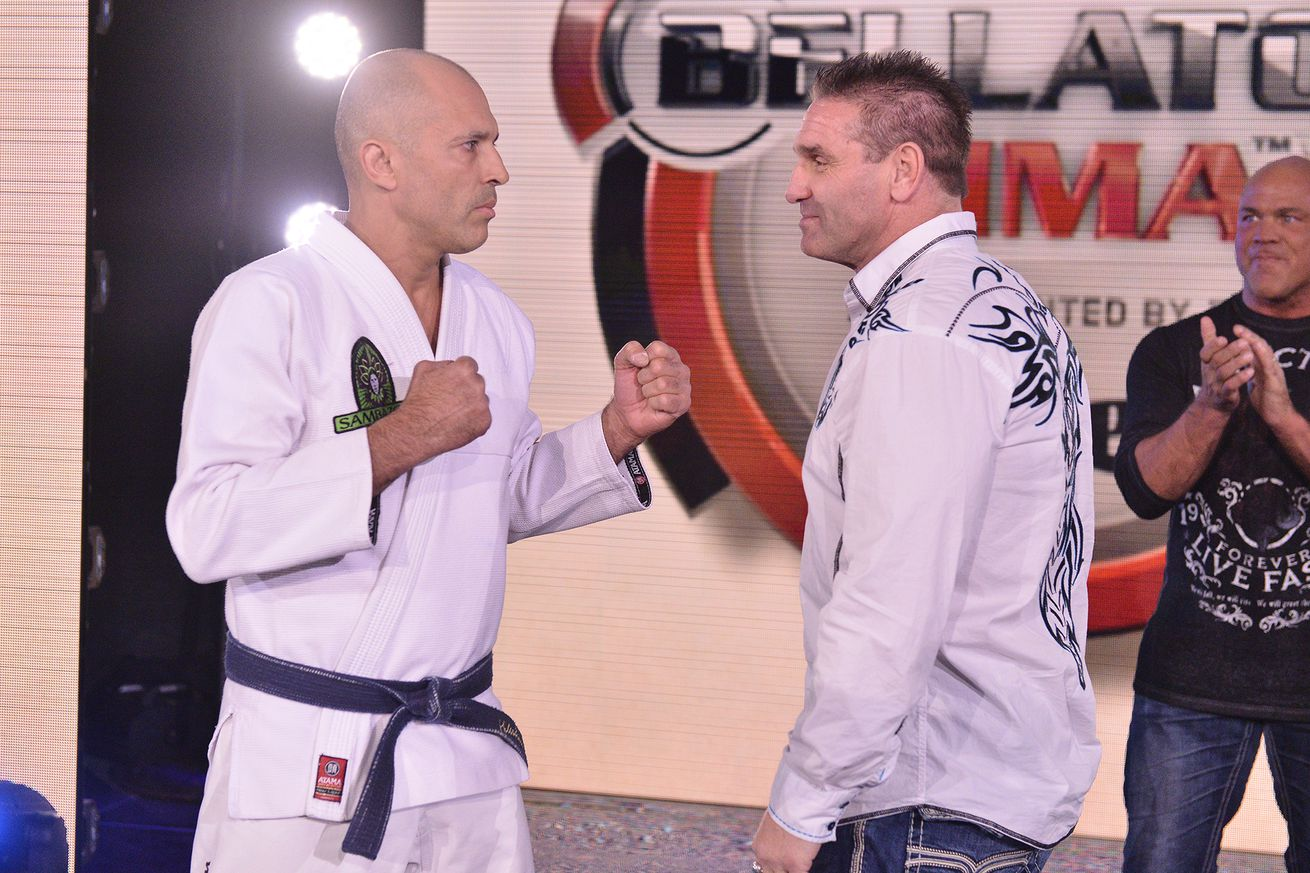Watch Bellator 149 Unrivaled: Royce Gracie full video replay from Spike TV special