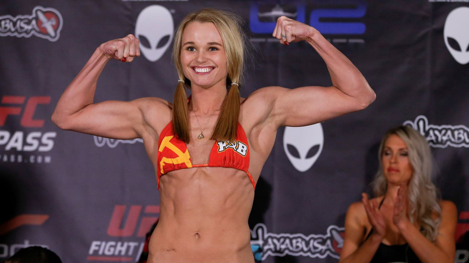 invicta 39 s andrea lee tests positive for diuretics suspended by nevada athletic commission mma. Black Bedroom Furniture Sets. Home Design Ideas