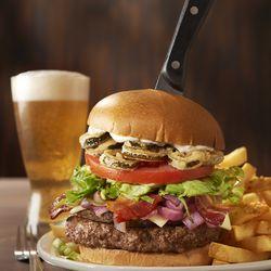 Bold City Burger at Metro Diner