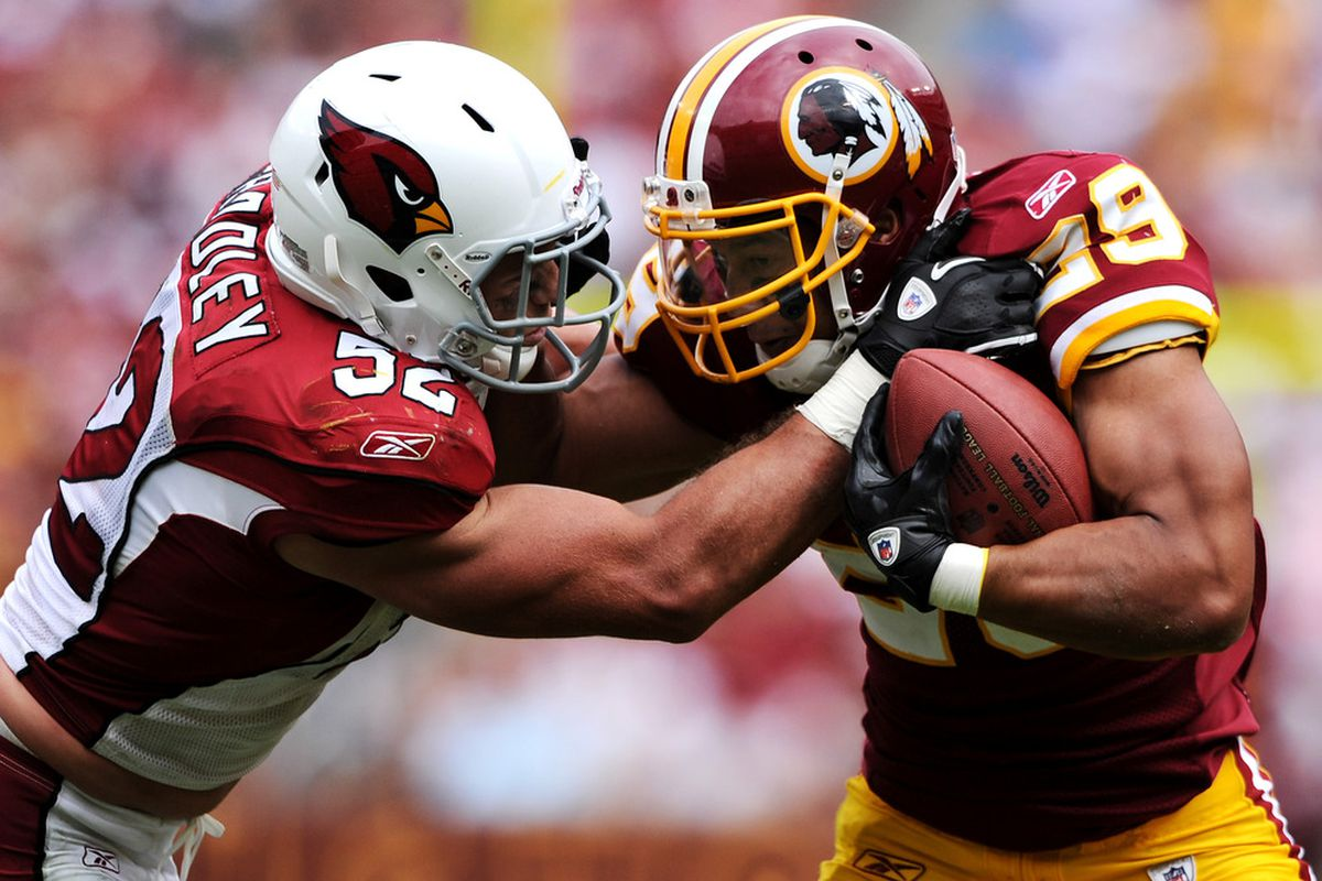 Round Table 122nd Redskins Cardinals Rivalry Runs Deeper Than Many Realize Hogs