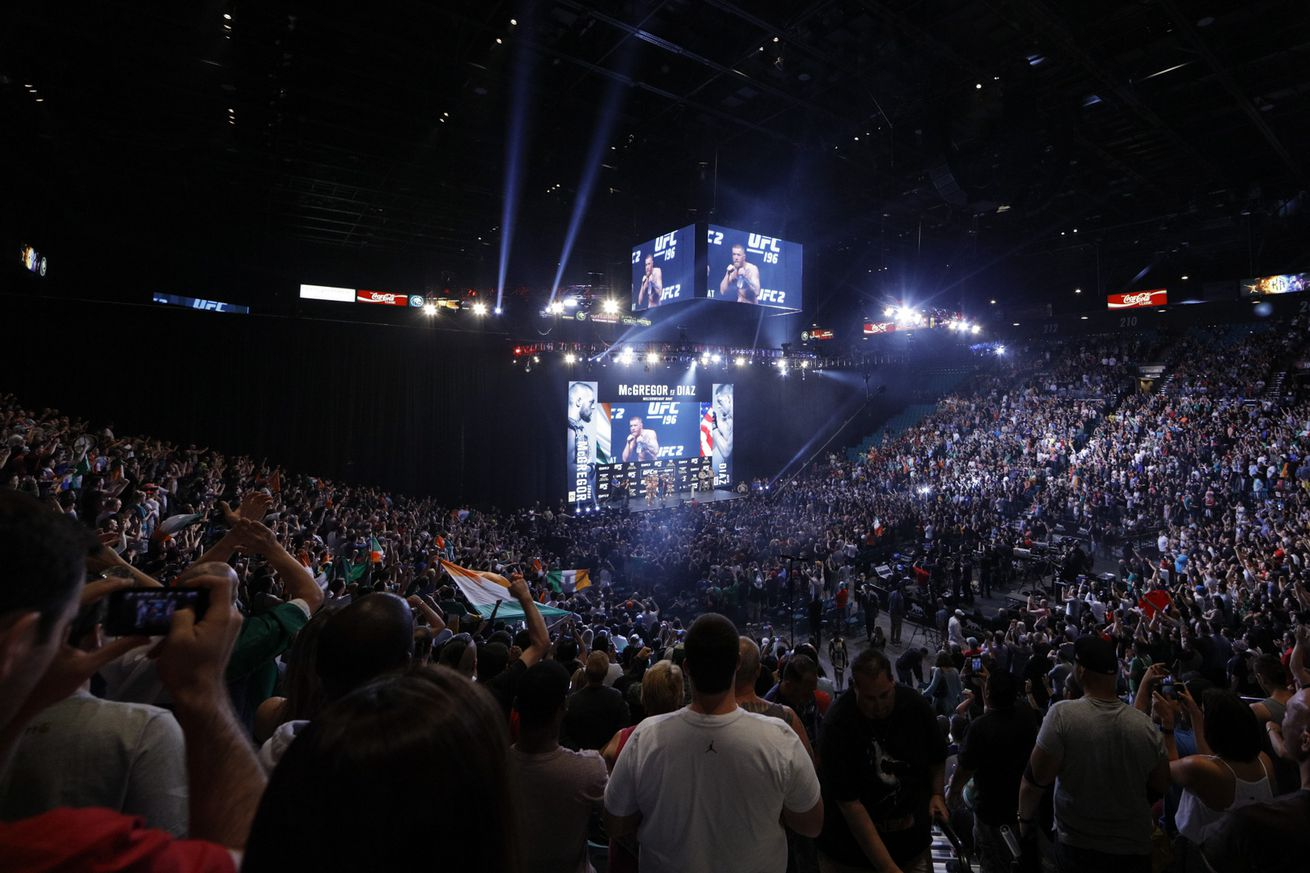 community news, California proposes increase in fine for fighters who miss weight