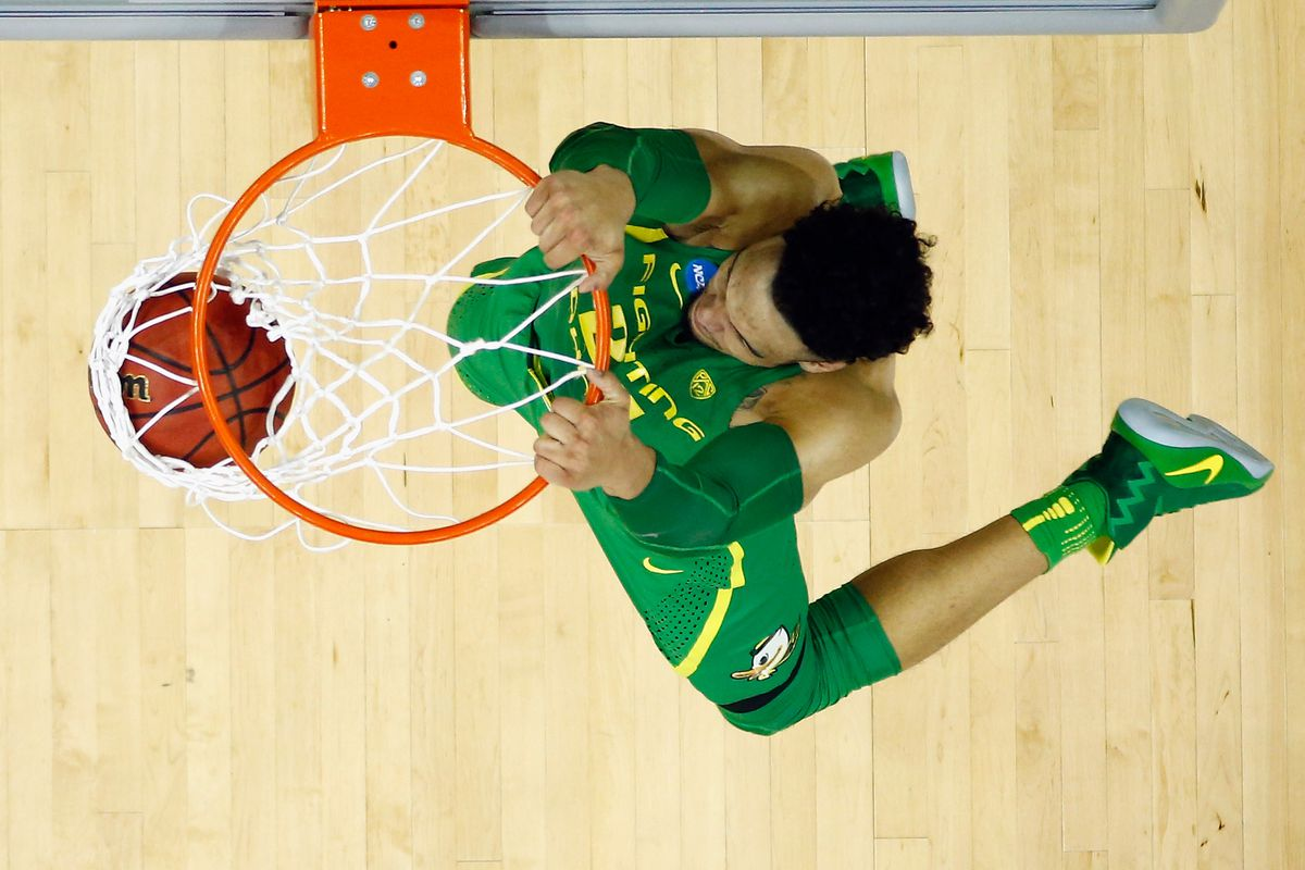 Oregon Looks to Compete in the Paint against UNC in Final Four