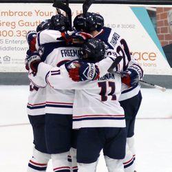 UConn Men's Hockey vs Providence Friars
