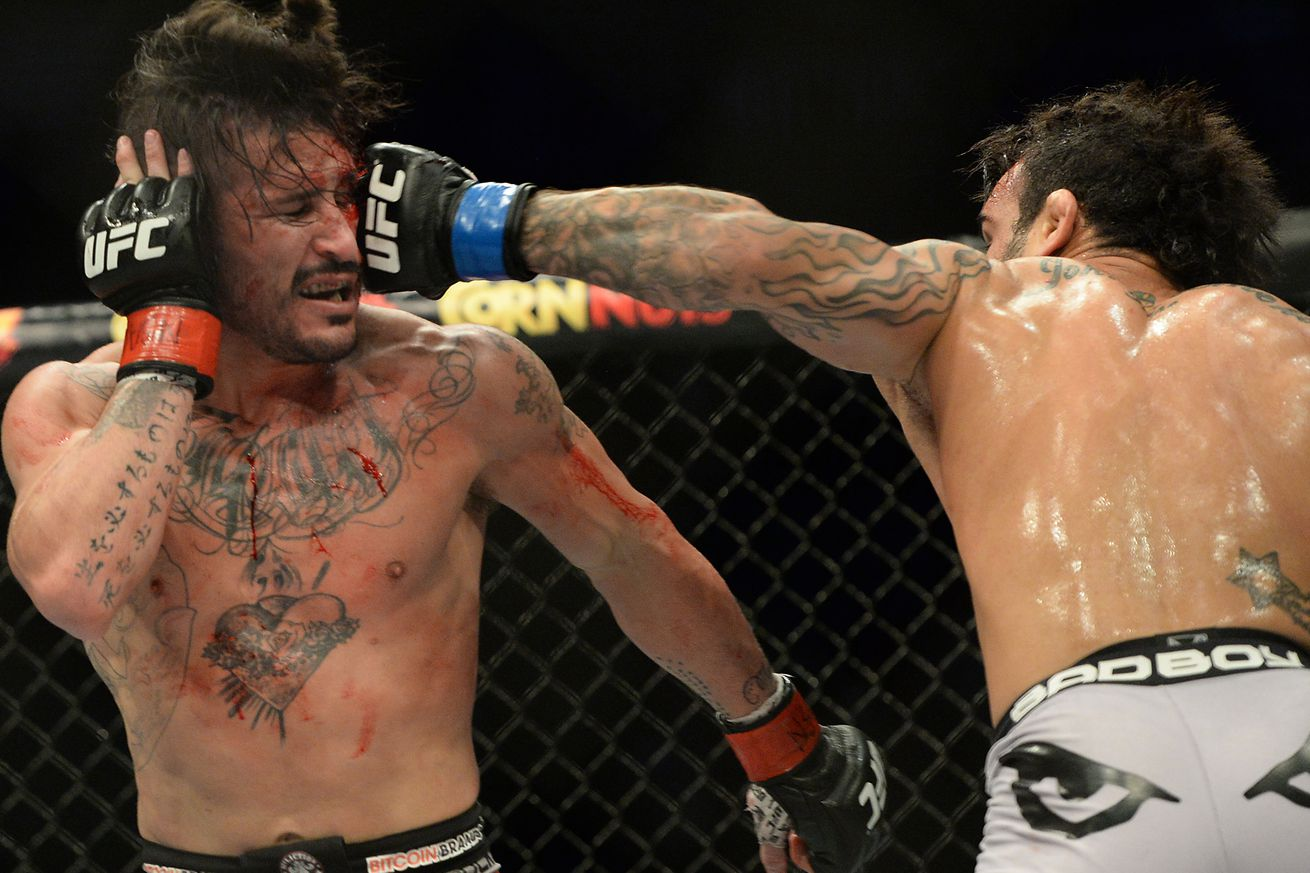 UFC 201 fight card: Ian McCall vs Justin Scoggins full fight preview
