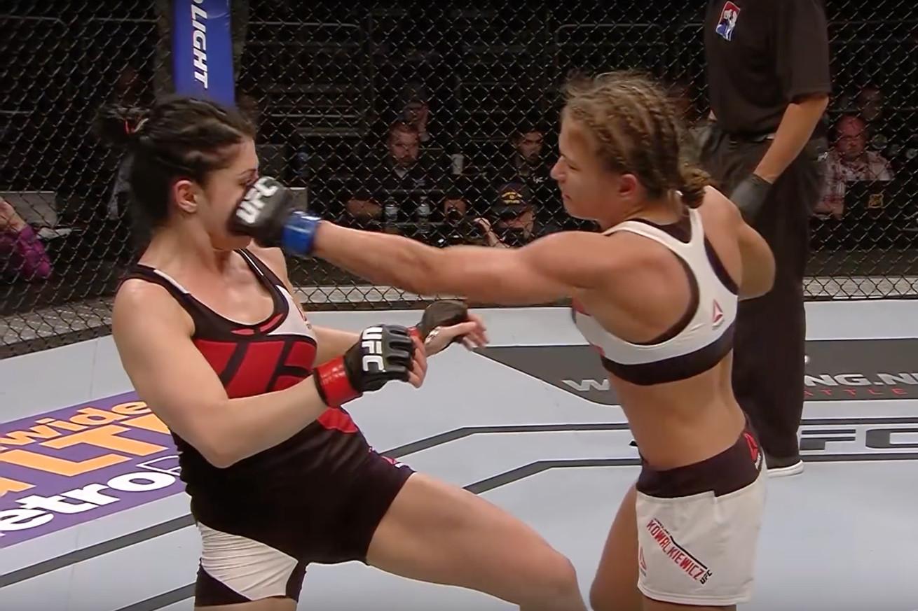 Karolina Kowalkiewicz vs. Randa Markos full fight video