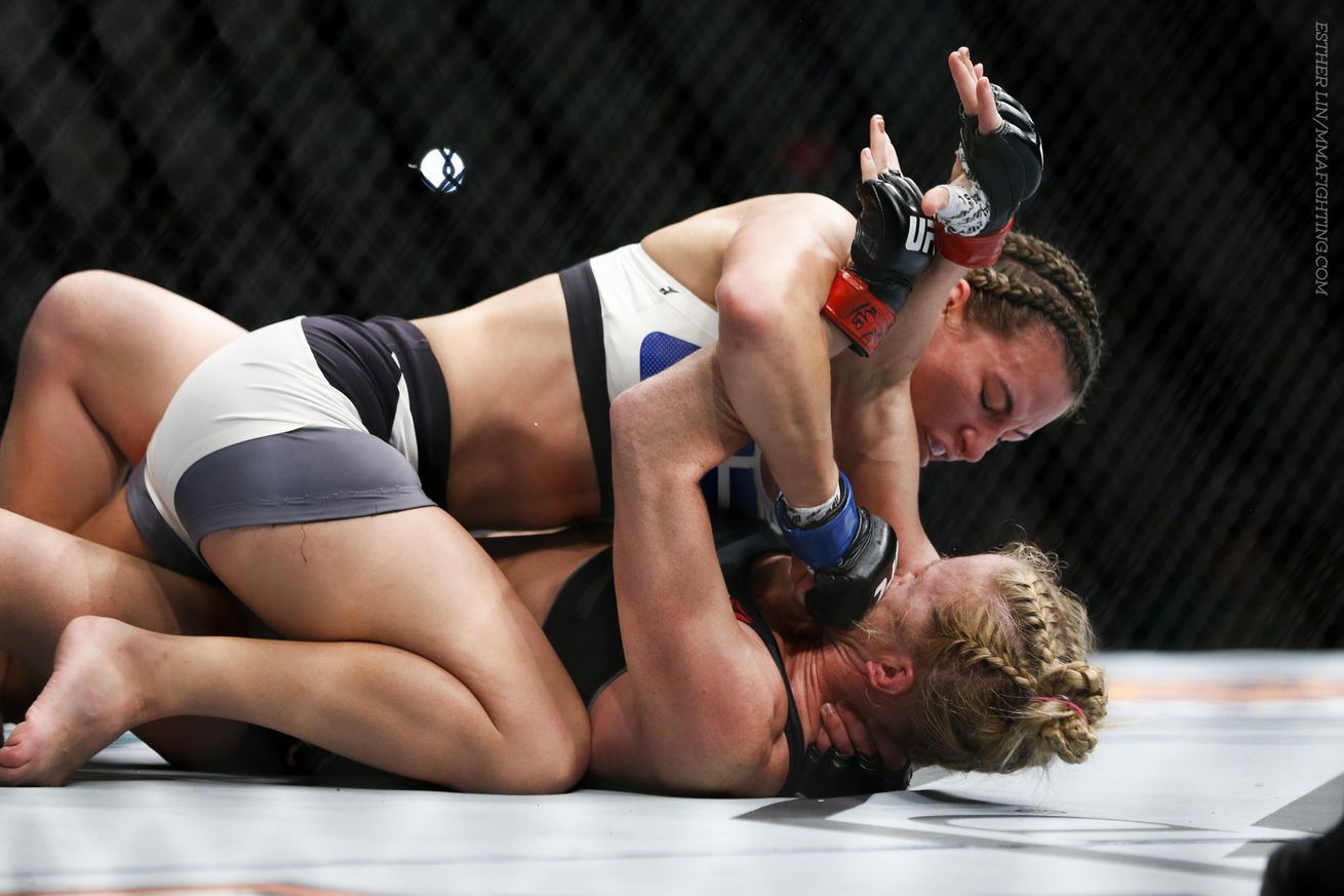 community news, Morning Report: Dana White blasts Holly Holms manager, I dont know if she really knows what she lost