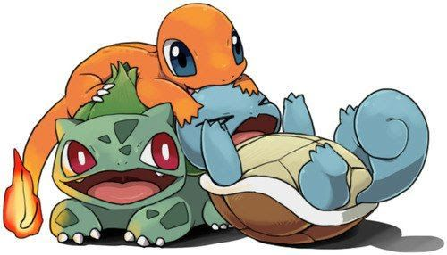 which of the original starter pokà mon is the best polygon