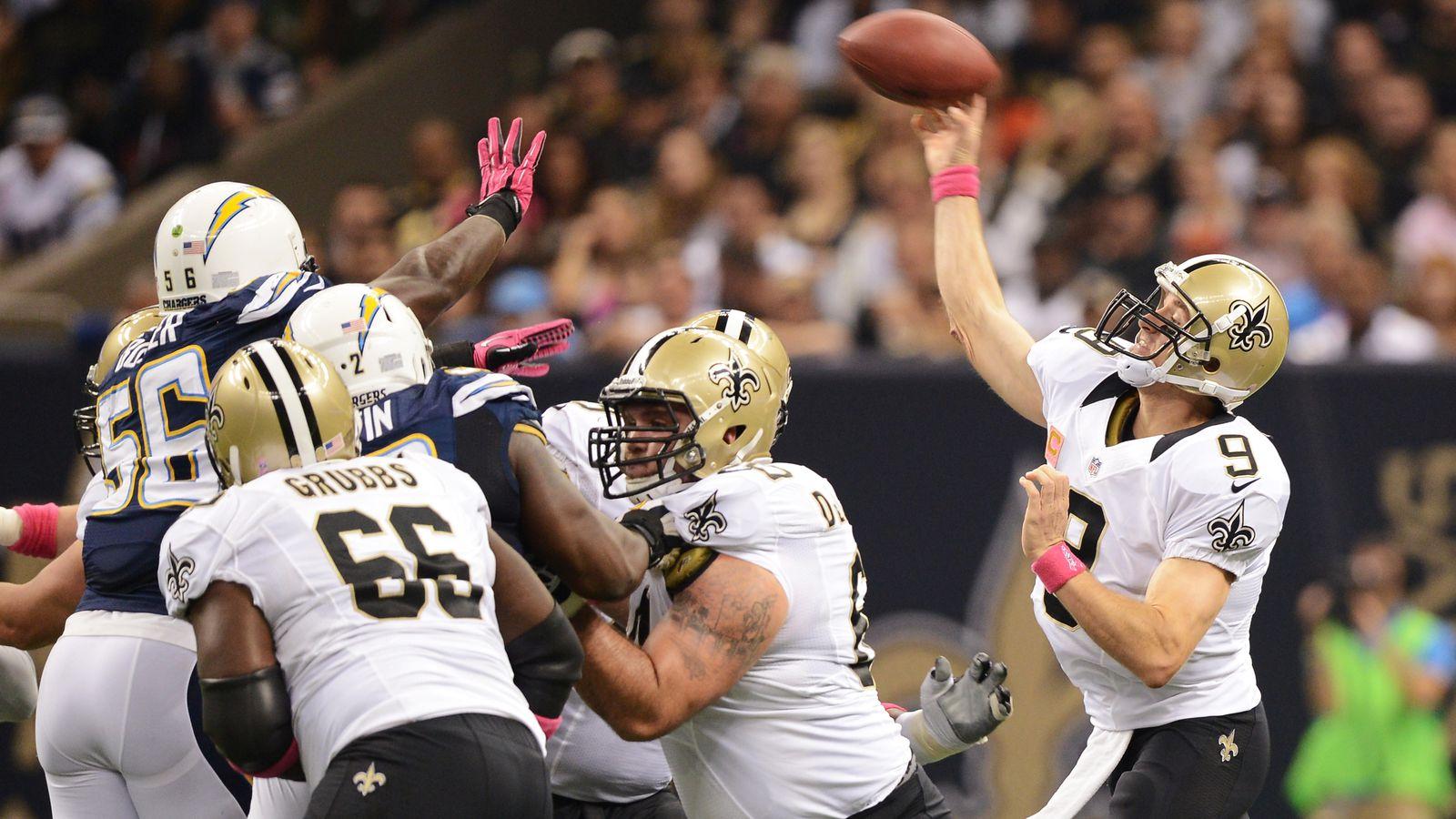 Defensive Analysis: San Diego Chargers at New Orleans Saints ...