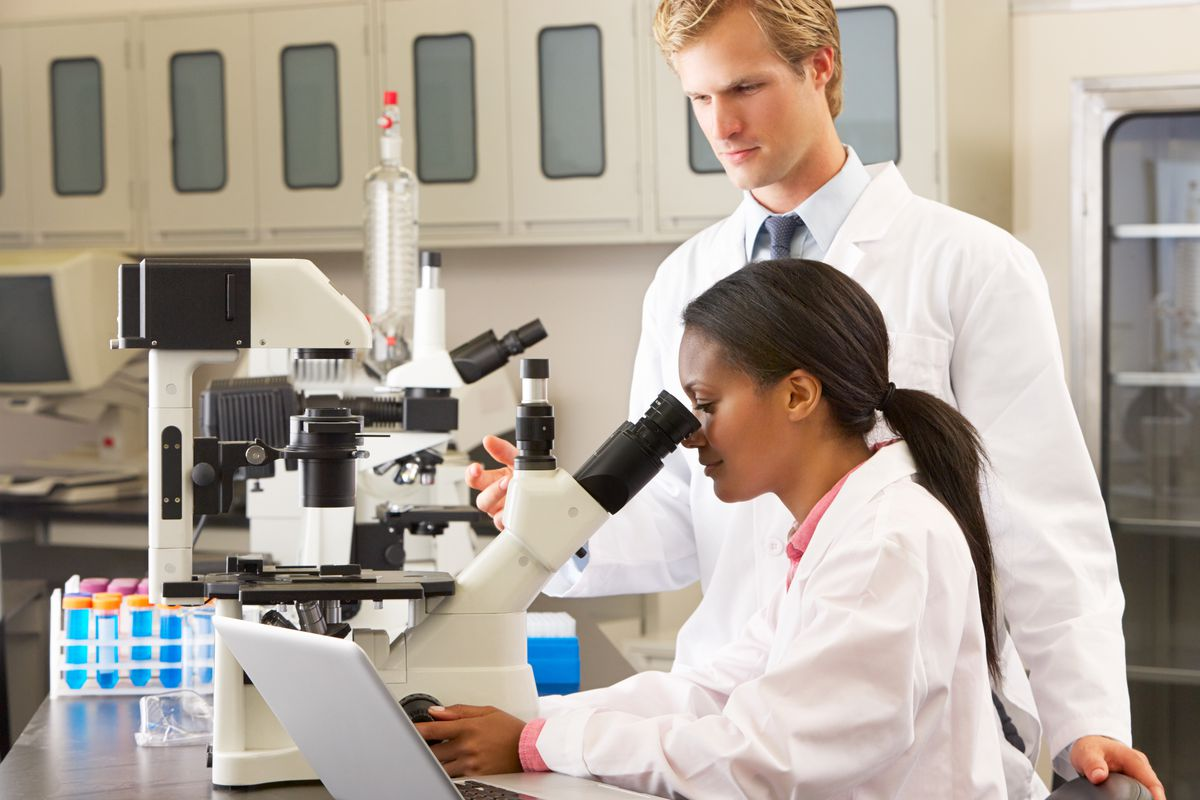 study half of black and latina women scientists have been nearly