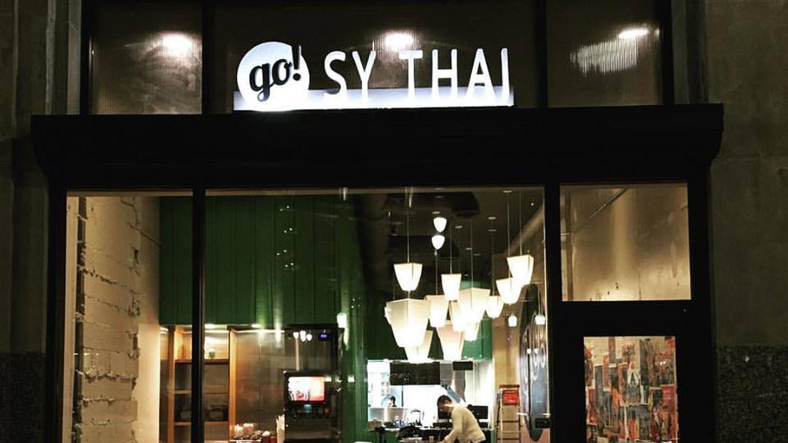 Go Sy Thai Swings Open In Capitol Park On Friday Eater