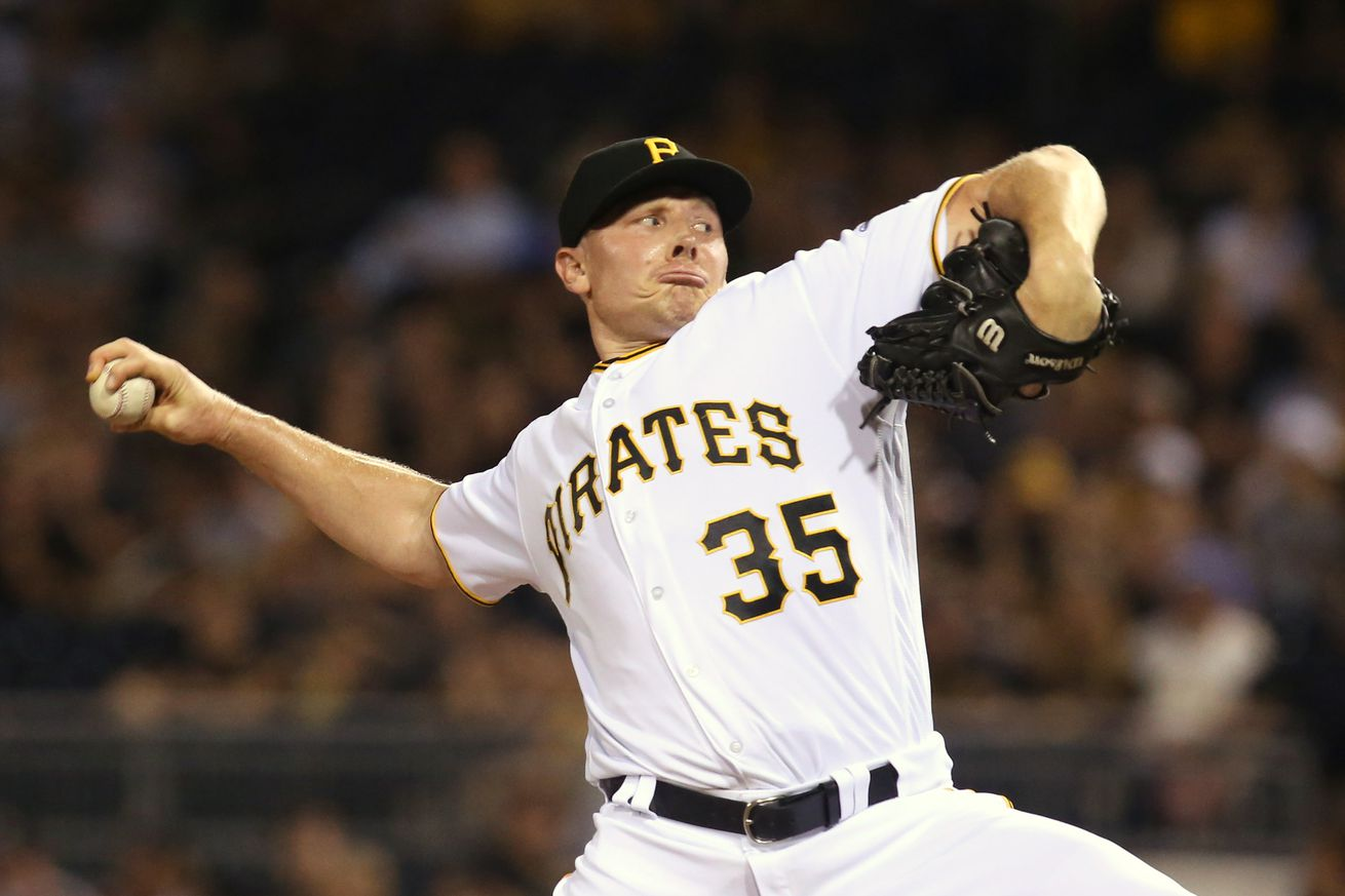 Nationals get Melancon from the Pirates