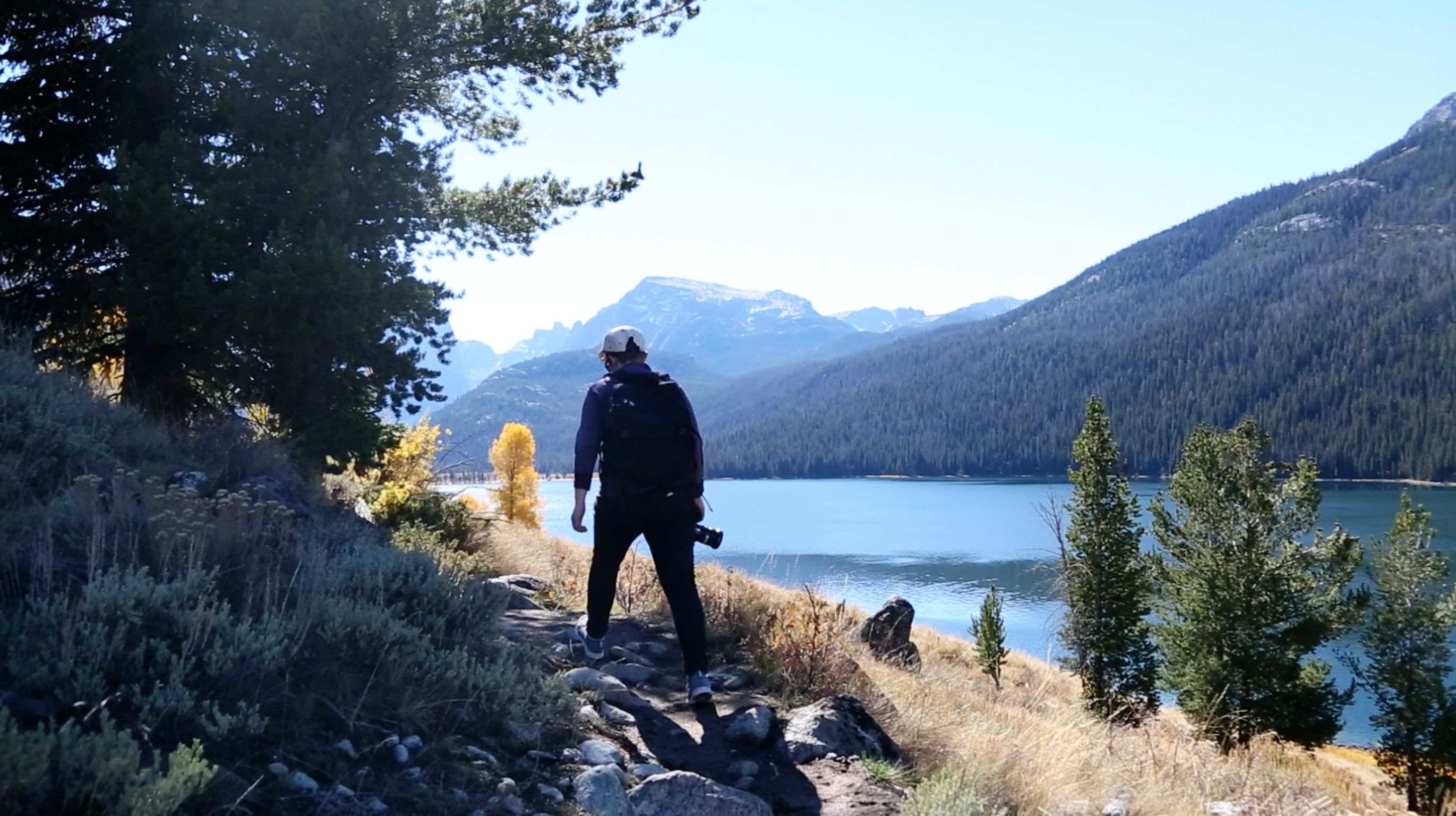 In search of Forrest Fenn's treasure