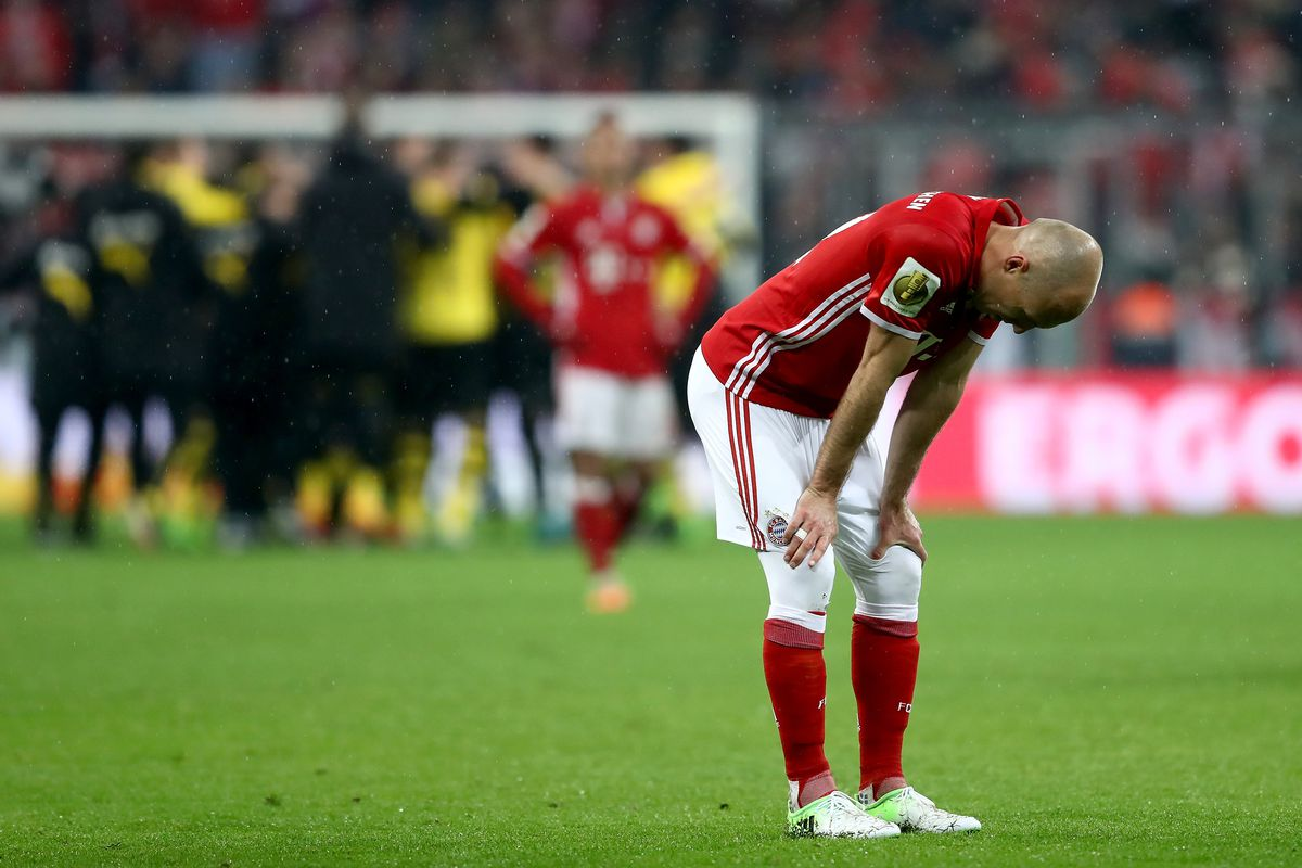 Bayern München vs Borussia Dortmund