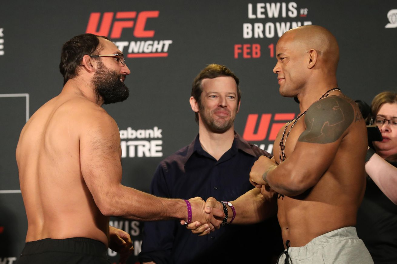 UFC Fight Night 105 results: Johnny Hendricks defeats Hector Lombard in Middleweight debut