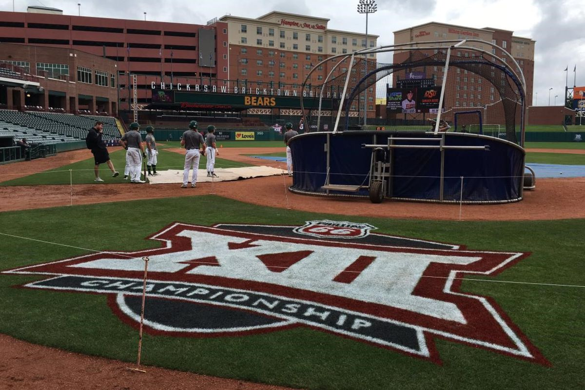 W. Virginia rolls past Baylor 11-1 in Big 12 tourney