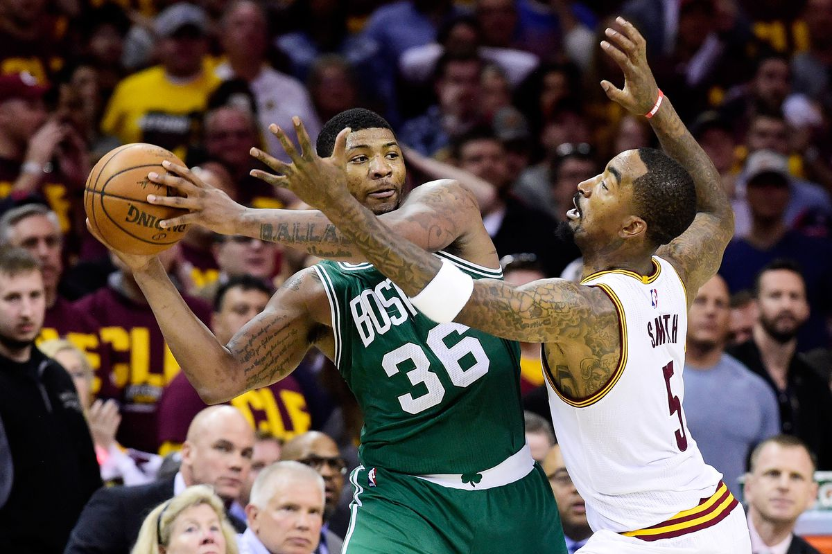 Cavaliers send Celtics to record loss