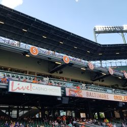 Orioles retired numbers