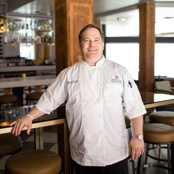 Michael Farrell, formerly of Meritage, heads up the  kitchen at NOSH