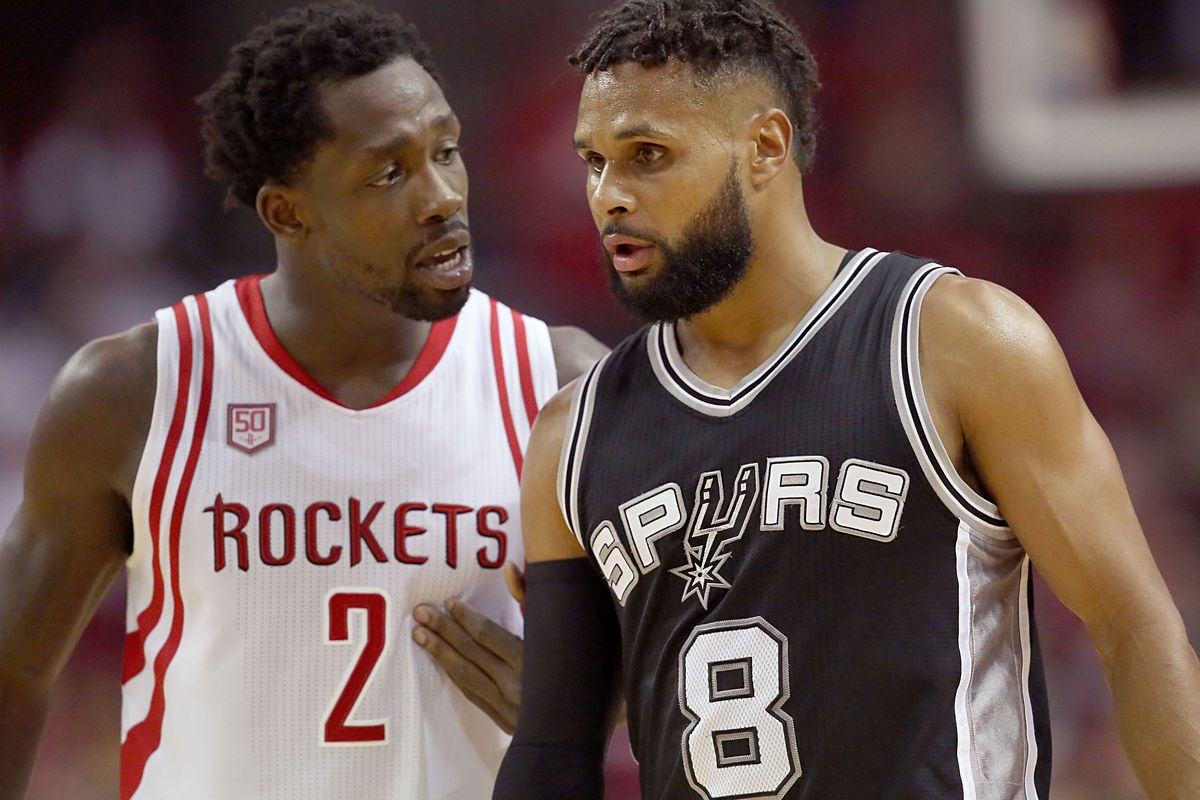 Harden Missing; Leonard-less Spurs Rout Rockets, Win Series 4-2