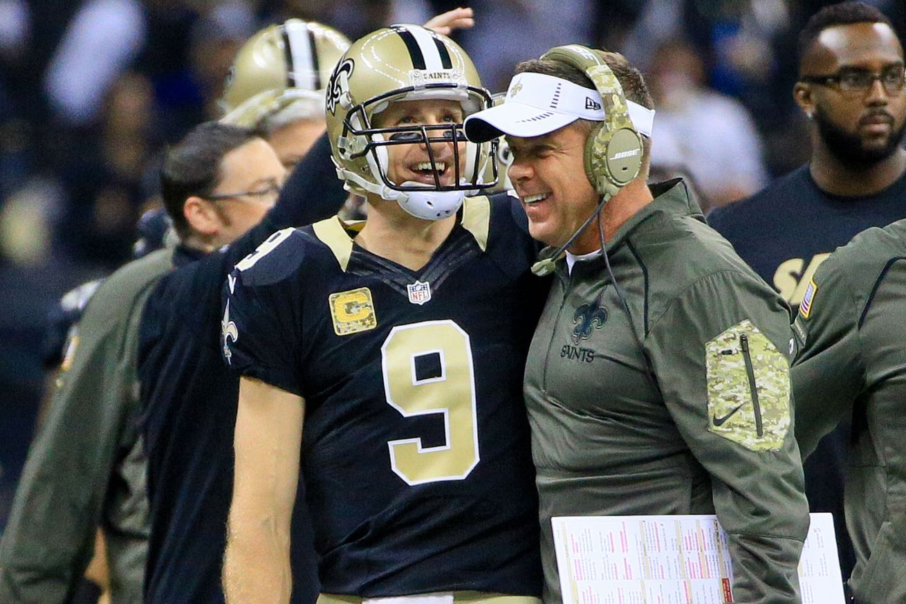 Saints, Drew Brees Agree To Contract Extension