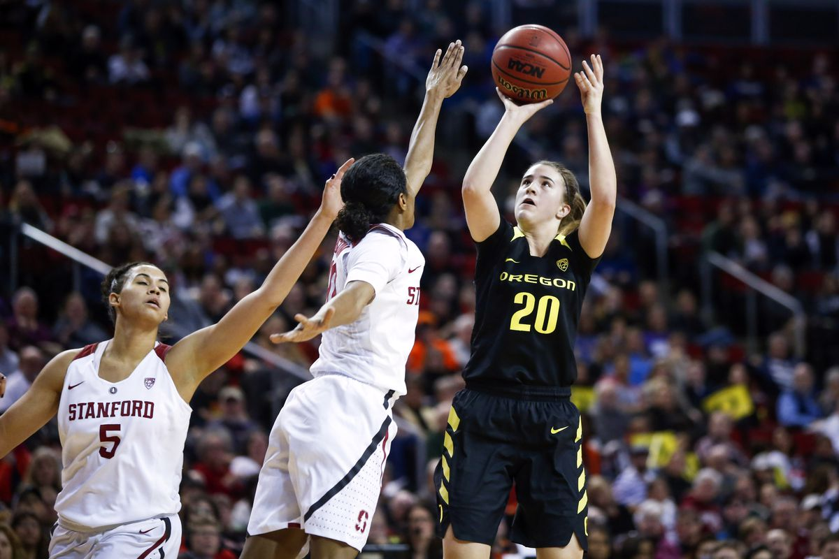 Oregon Ducks women's basketball stuns Duke to reach NCAA Sweet 16