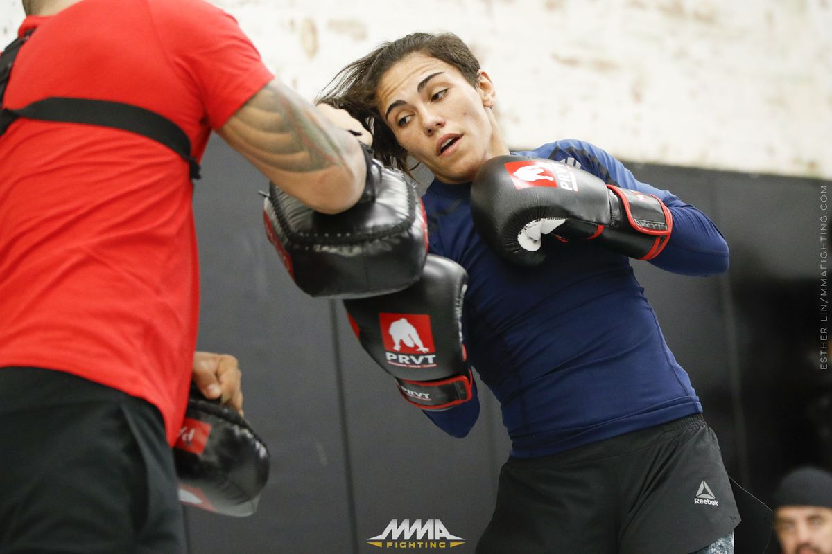 Joanna Jedrzejczyk Not Looking Past Jessica Andrade Despite Two-Title Talk
