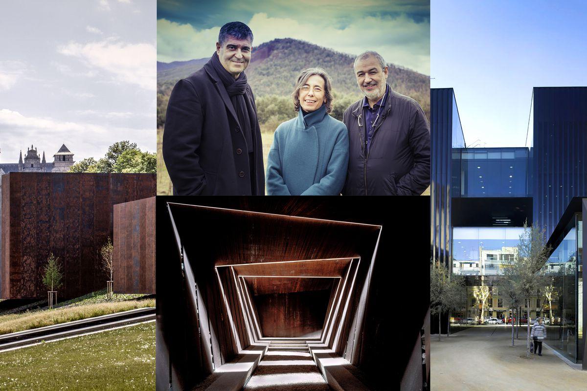 2017 pritzker prize awarded to rcr arcquitectes curbed. Black Bedroom Furniture Sets. Home Design Ideas