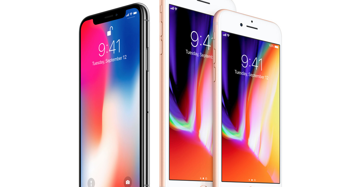 photo image How to pick between the iPhone X and iPhone 8