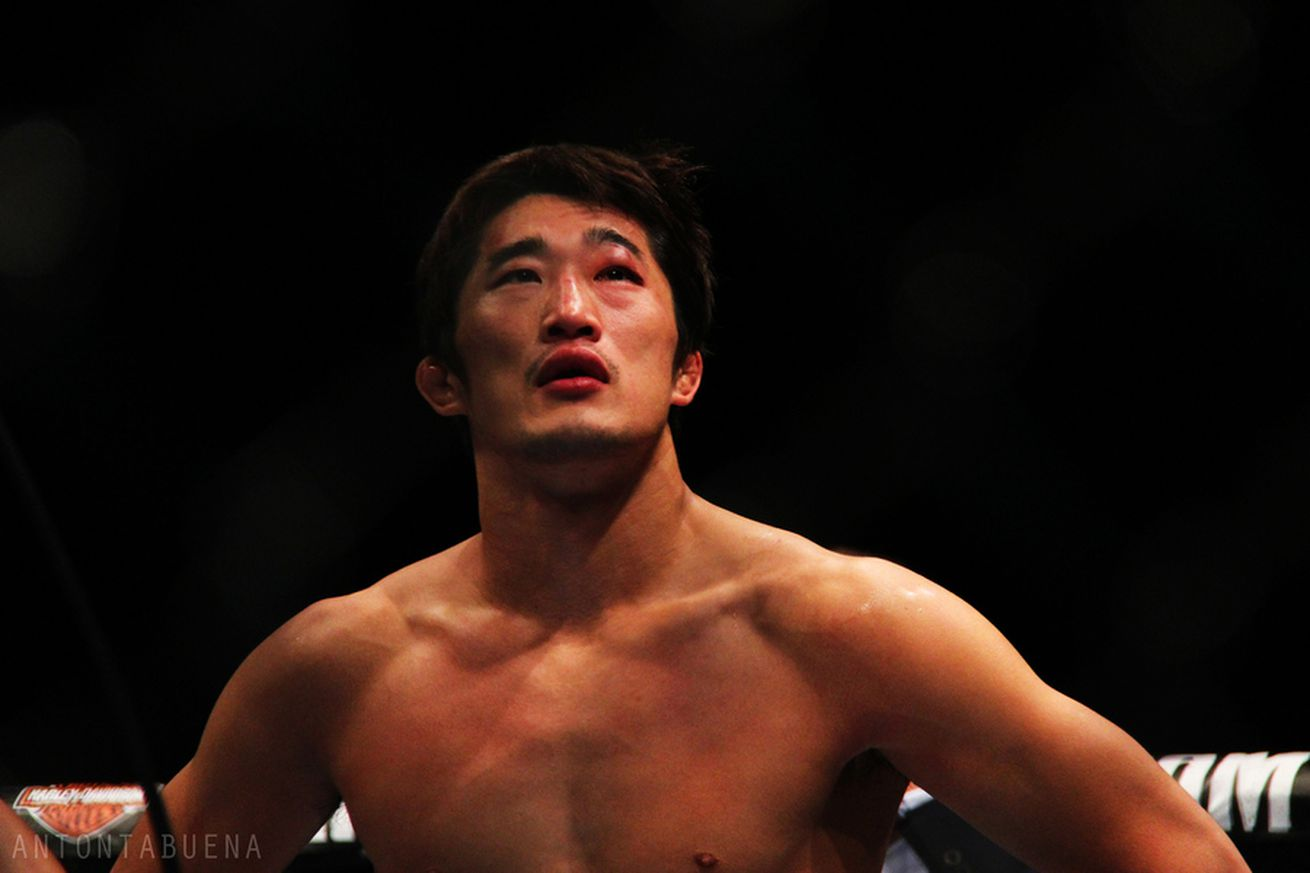 Dong Hyun Kim out of UFC 202 fight with Neil Magny