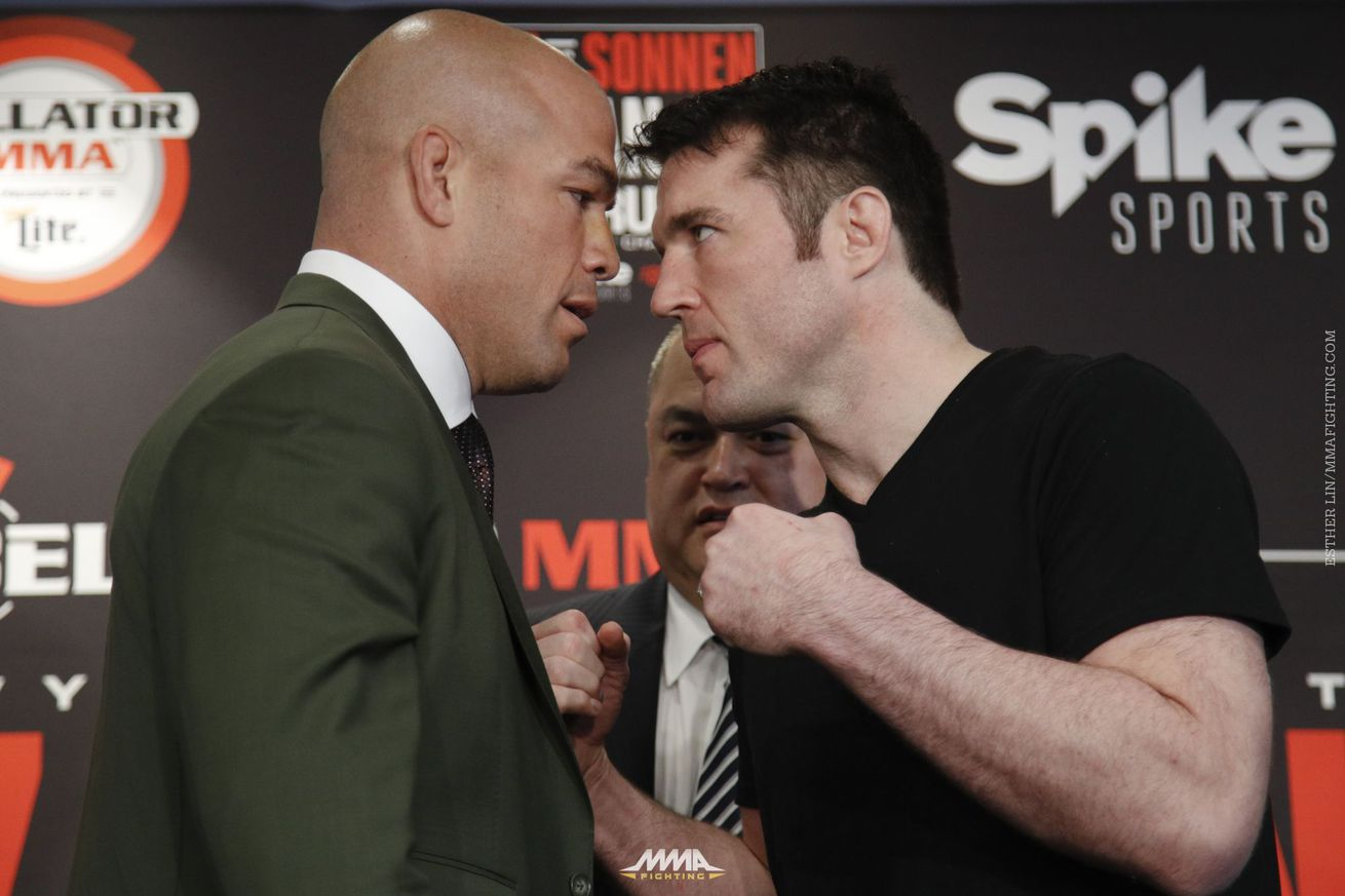 Chael Sonnen: 'I would have stopped' Tito Ortiz from being UFC champ if given chance