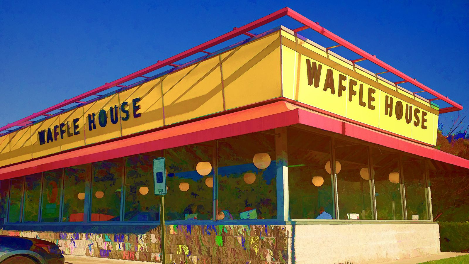 Waffle House Becomes An Unlikely Competitor To FedEx And