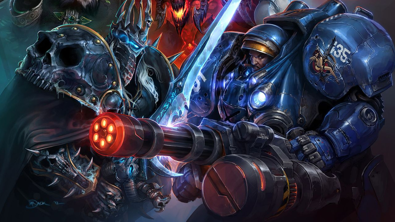Heroes of the Storm has a new game director with big plans