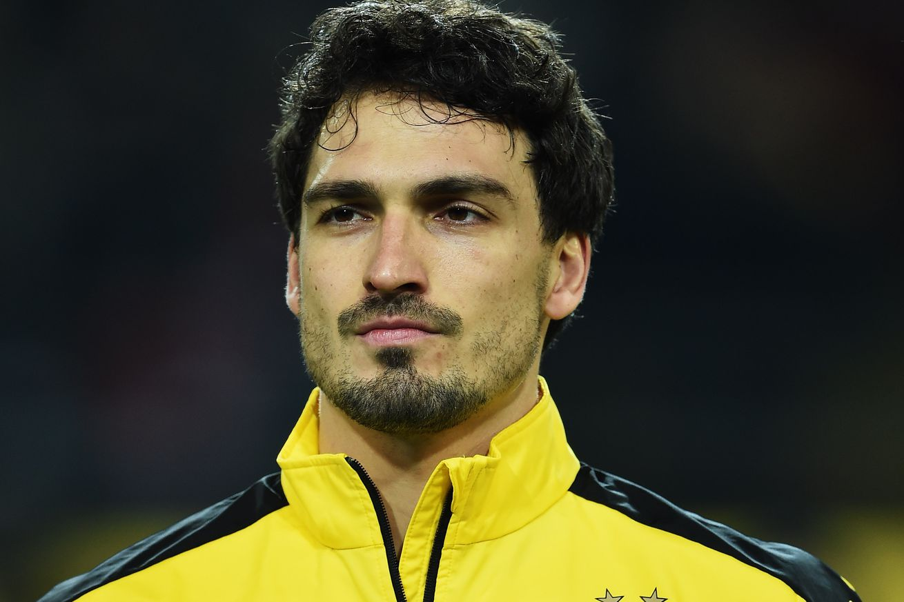 Mats Hummels Literally Losing Sleep With Visions Of Chelsea, Arsenal, Manchester United, Barca