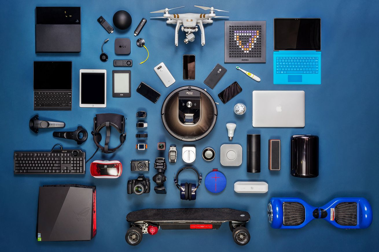 The Verge 2016 tech report cards: Cameras and gadgets
