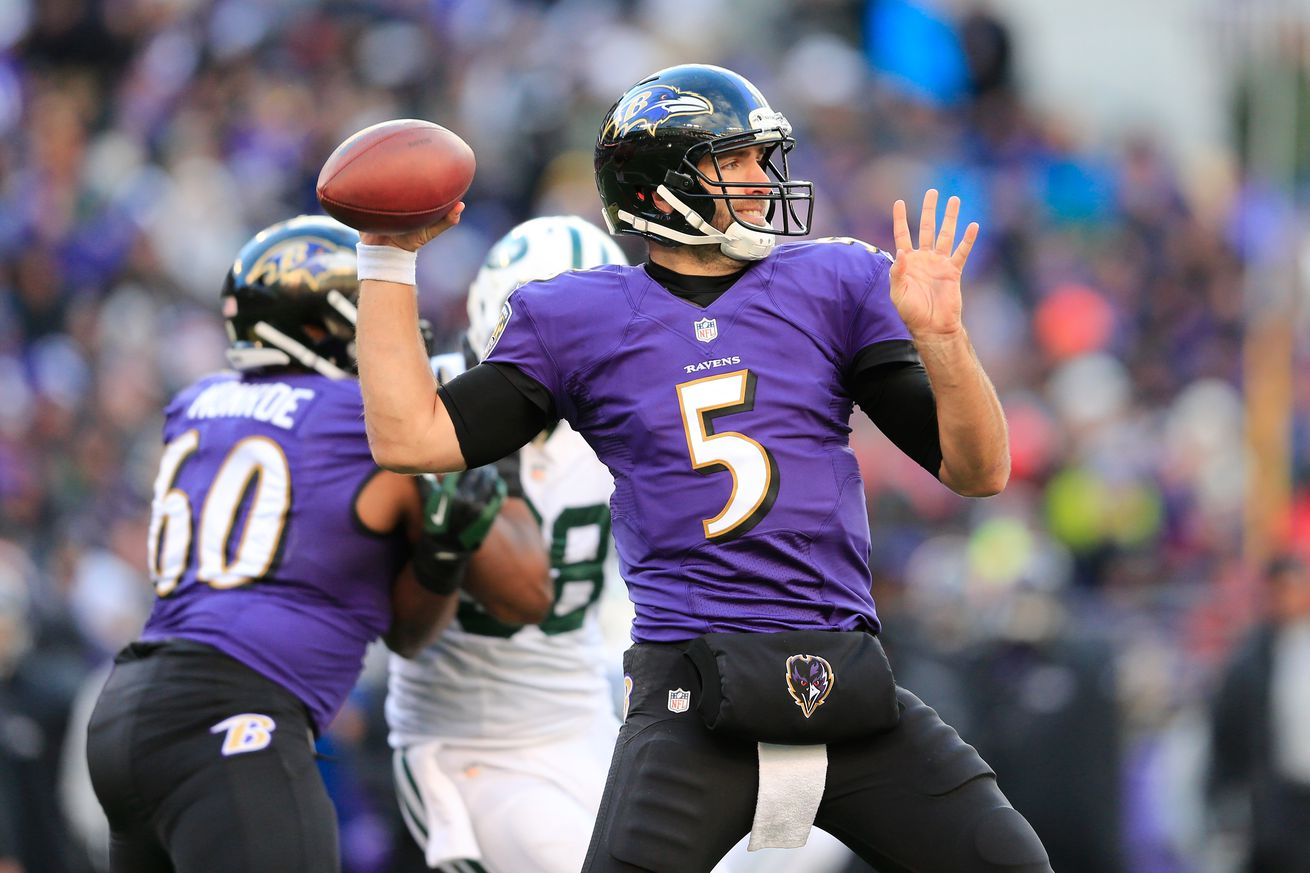 Opinion: If the Ravens lose to the Jets, just forget about the Ravens 2016 season