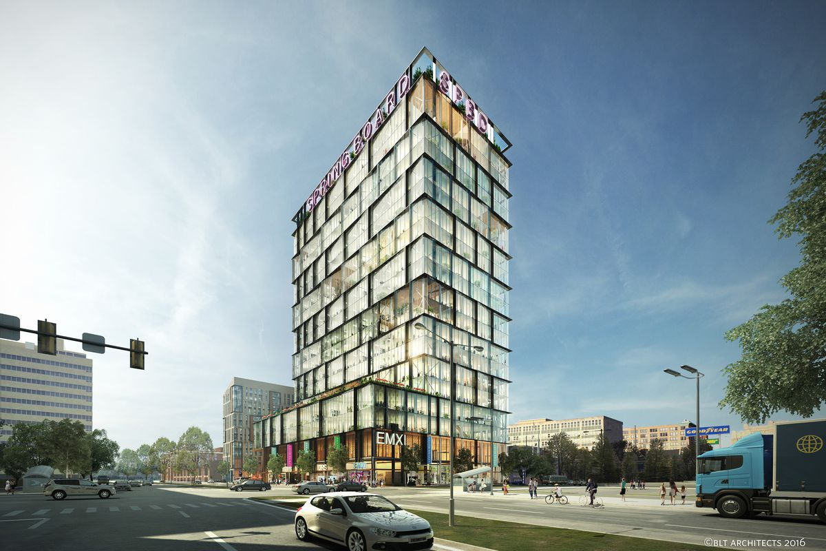 7 Major Projects Set To Transform Philly S Parking Lots