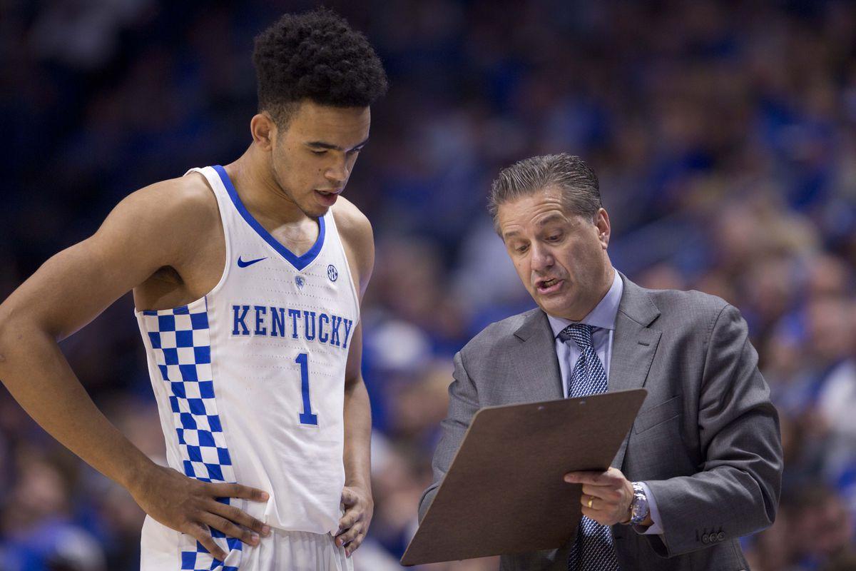 Kentucky Basketball Coach John Calipari Previews 2016 17: Kentucky Basketball Recruiting: John Calipari Talks