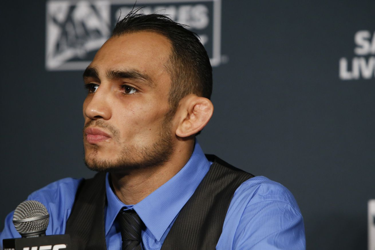 community news, Tony Ferguson: If Khabib Nurmagomedov is willing to pay me but the UFC won't, 'something's wrong with that sh*t'