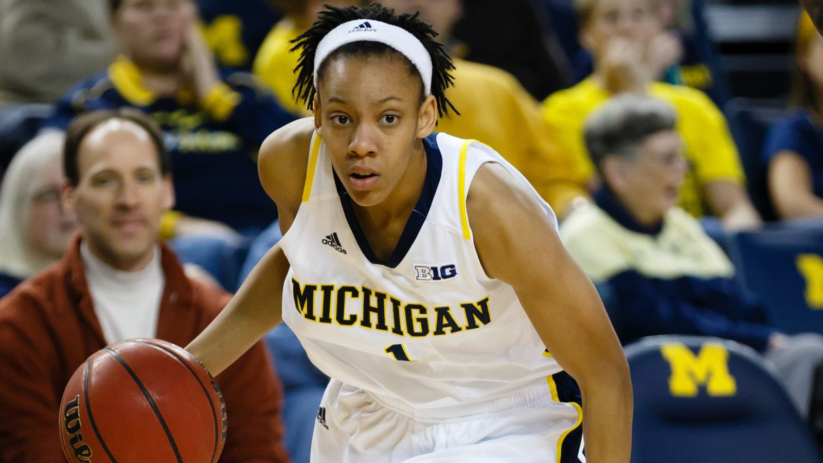 Michigan guard Brenae Harris decides to transfer to Toledo ...